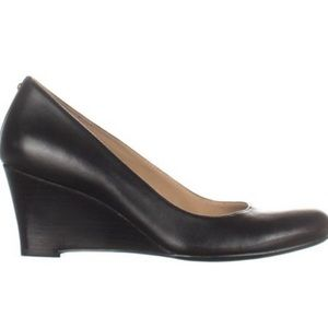 Naturalizer Emily Women's Leather Black Shoes
